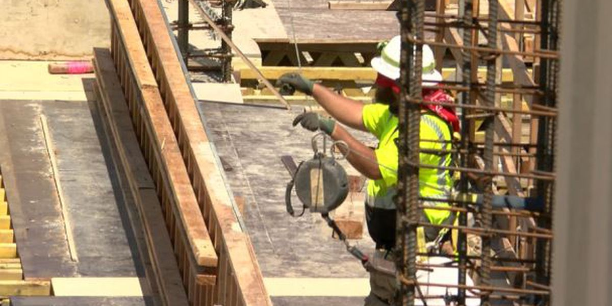 Work underway to protect infrastructure, construction sites from storm damage