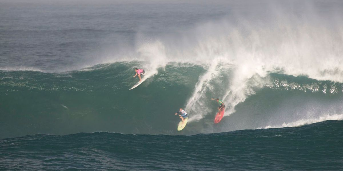 Holding period for 30th annual Quiksilver In Memory of Eddie Aikau draws to a close