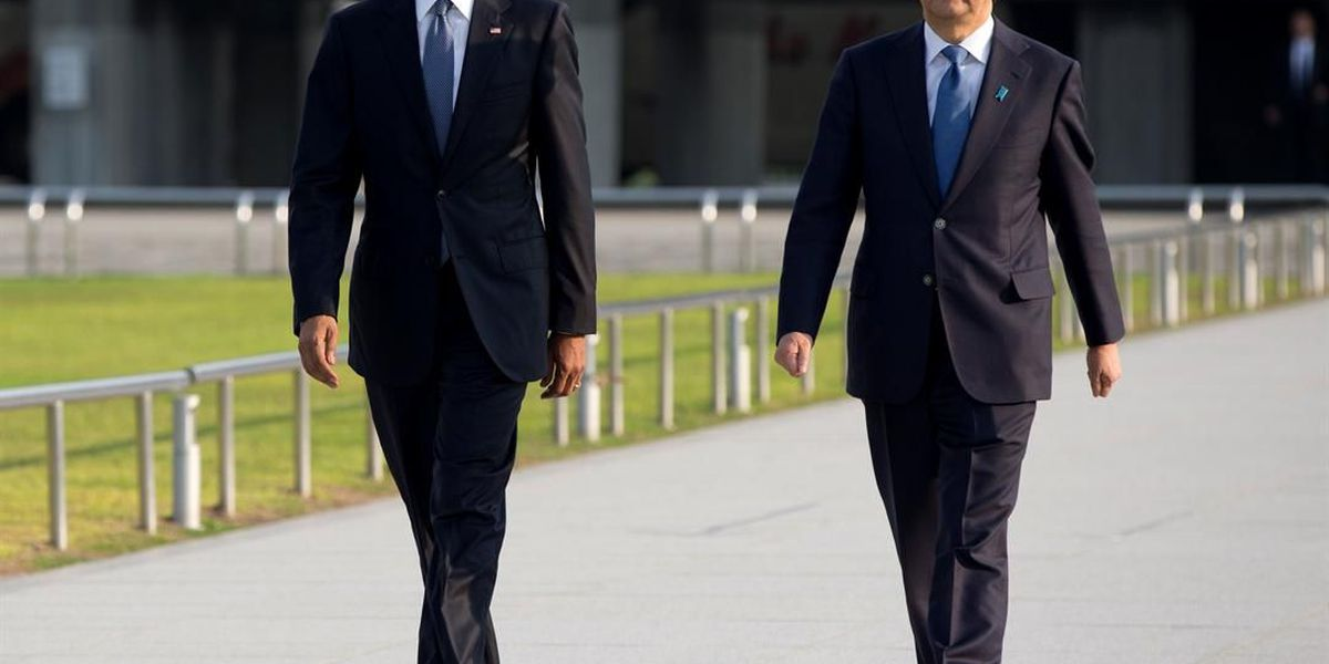 Japanese prime minister plans historic visit to Pearl Harbor with Obama