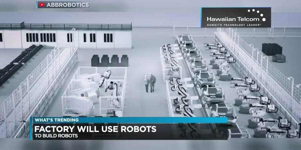 Trending: Robots build robots, Japan turns bats into chopsticks, and dog's with combs