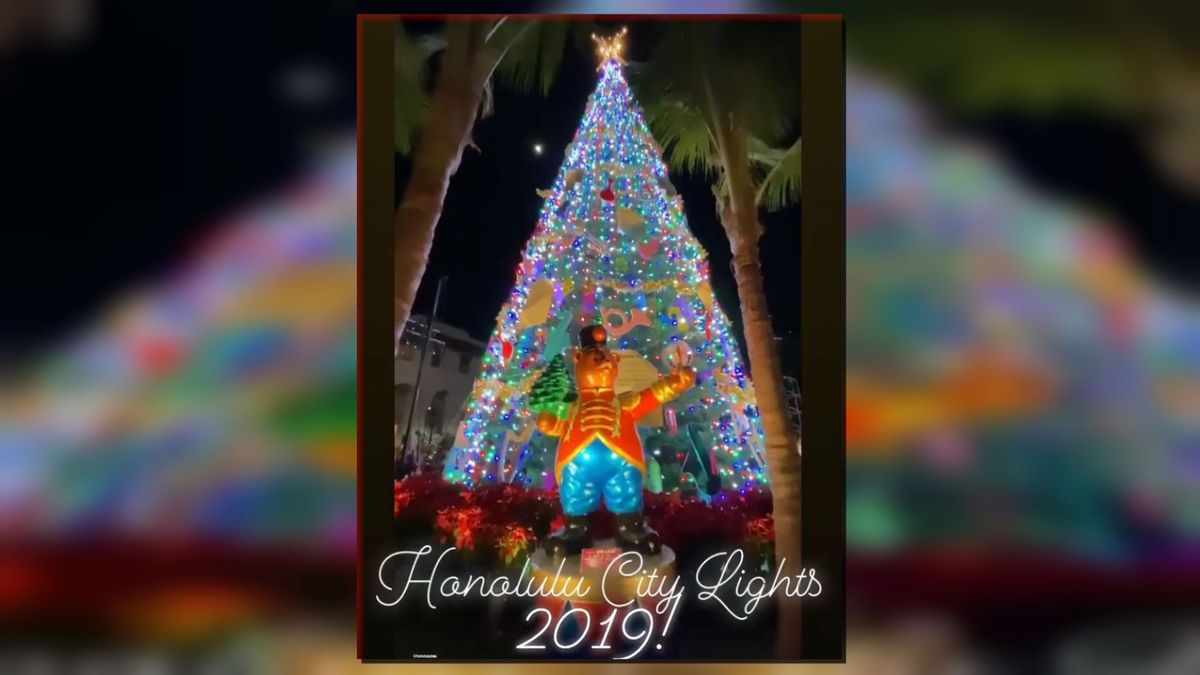Submit your photos: 2019 Honolulu City Lights Festival