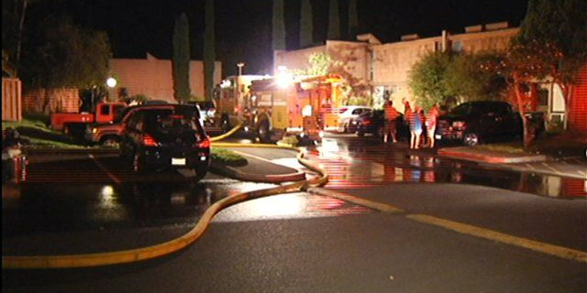 Officials: Unattended smoking materials started Mililani townhouse fire