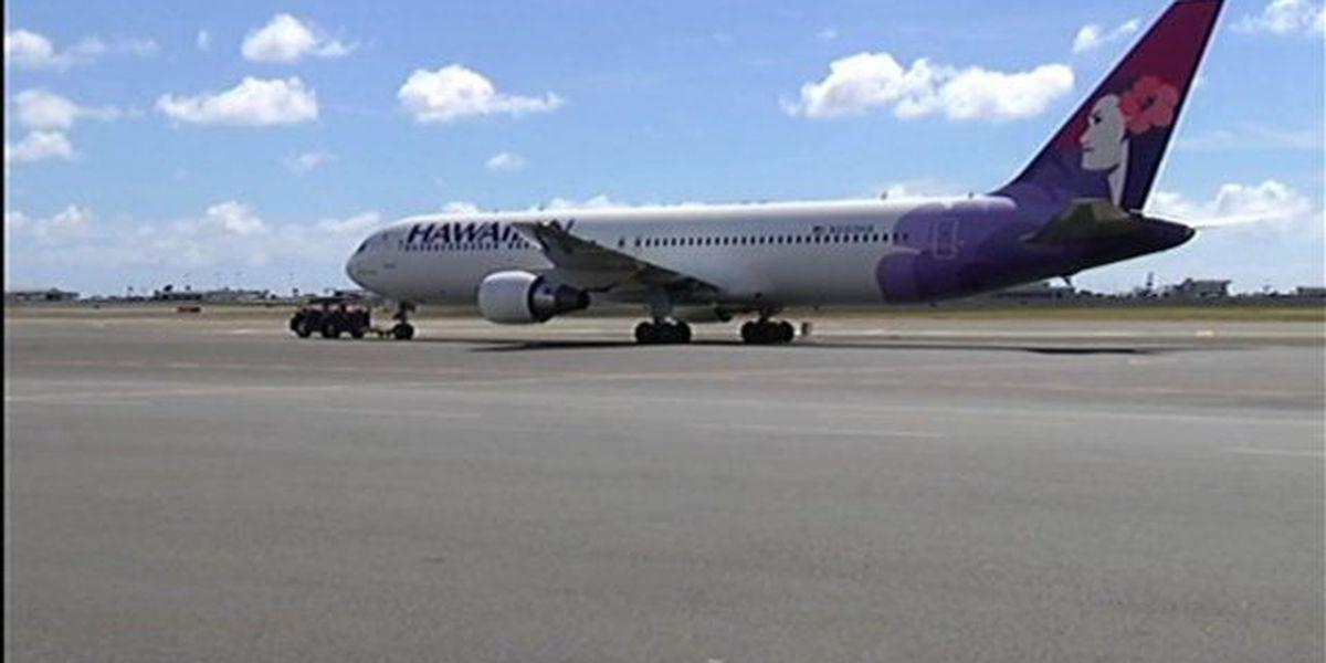 Hawaii-Tahiti flights back on after strike ends