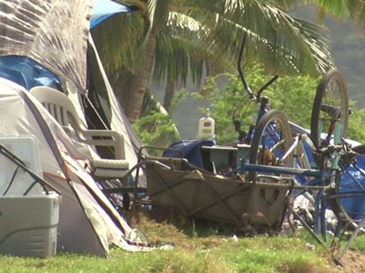 Ige pledged to end homelessness in Hawaii by 2020. What happened?
