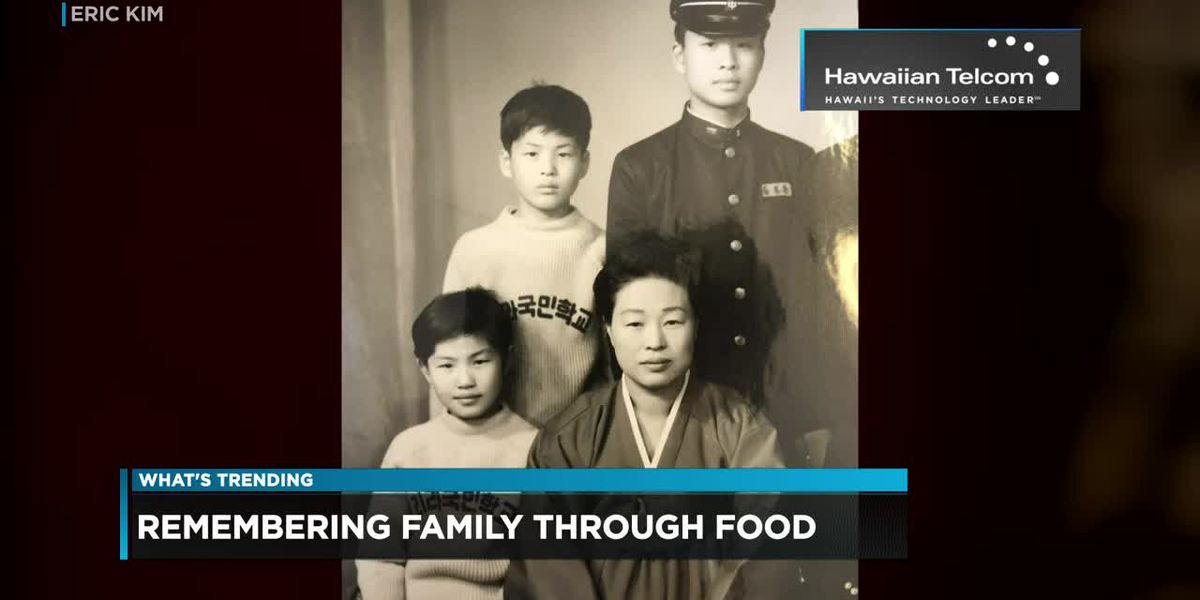 What's trending: eating grandma's gojuchang 10 years after death, Beckham family's musical talent