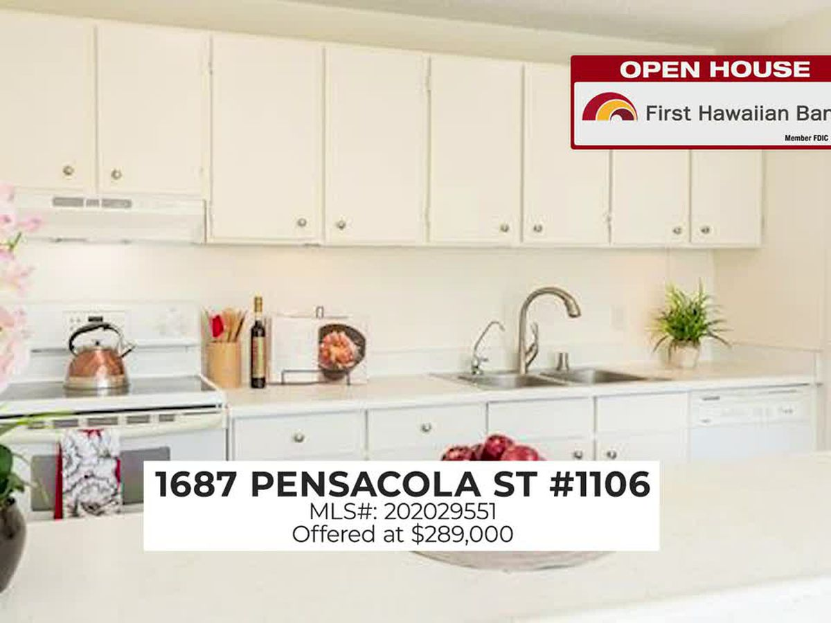 Open House: 1 BD, 1 BA unit in Kakaako and starter home in Makiki