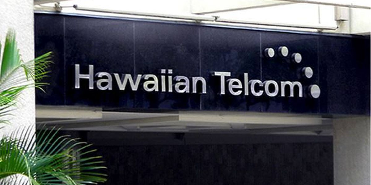 Contractor cuts multiple Hawaiian Telcom cables in Aiea