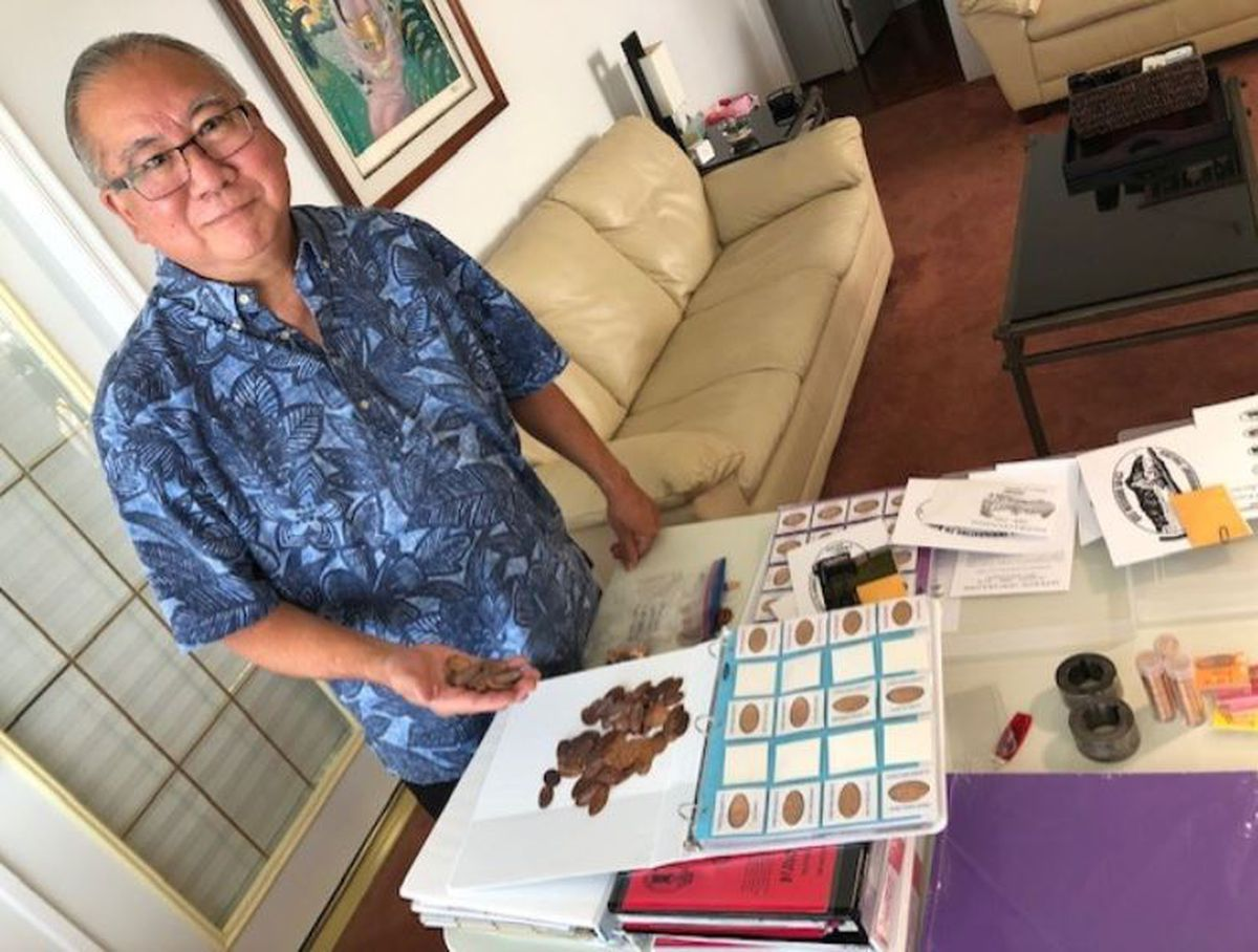 From retirement hobby to passion: Aiea man turns pennies into tiny works of art
