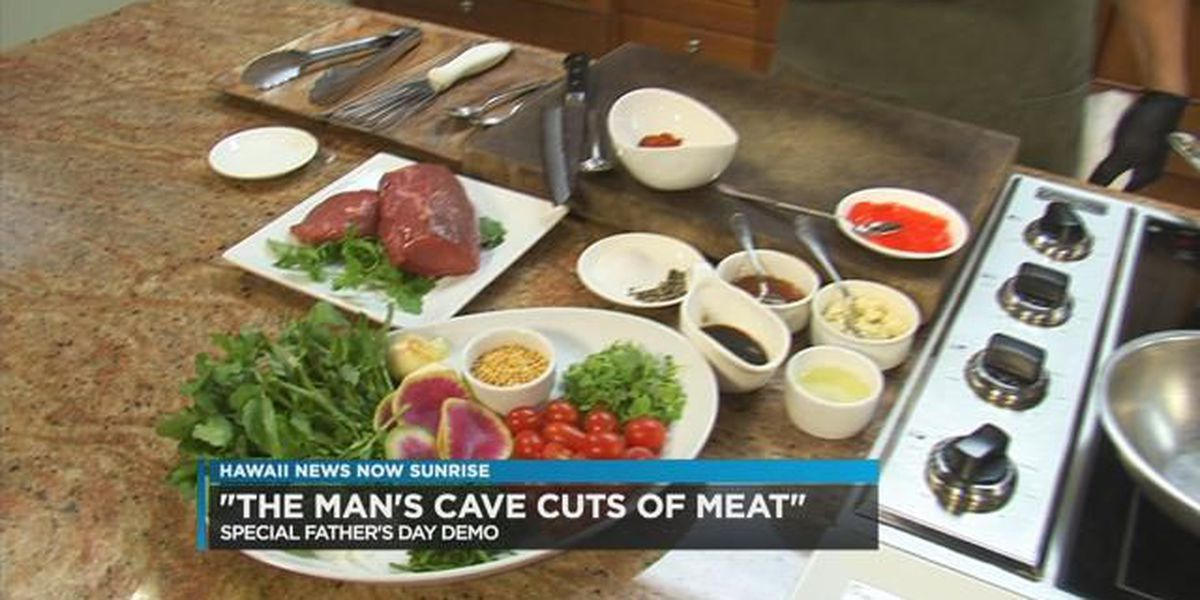 BLT Steak offers 'The Man's Cave Cuts of Meat'
