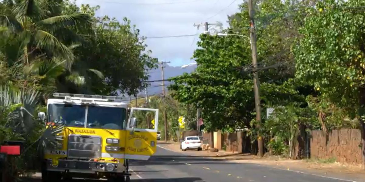 Kamehameha Hwy. near Haleiwa reopened after 2 morning incidents