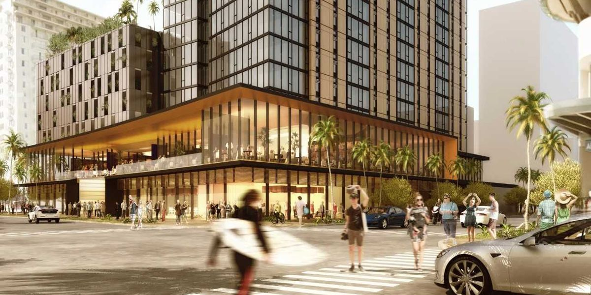 Developers hope to bring affordable housing to Waikiki with new highrise