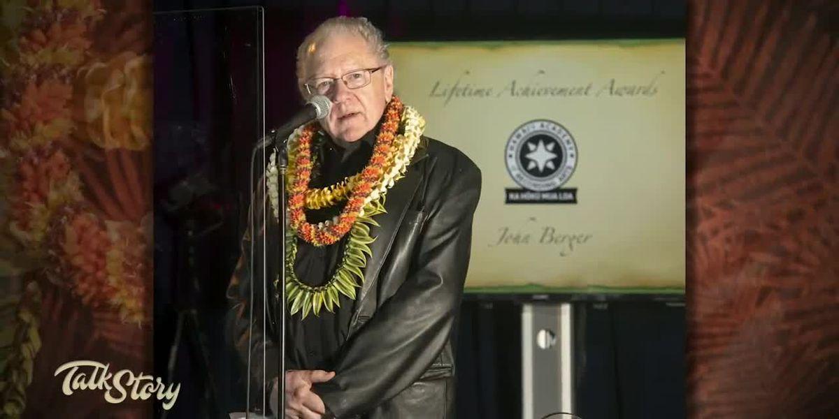 McKenna Talks Story with HARA Lifetime Achievement Honoree John Berger