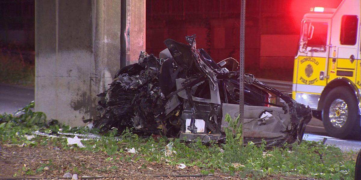 Officials identify man killed in crash near Kahala Mall