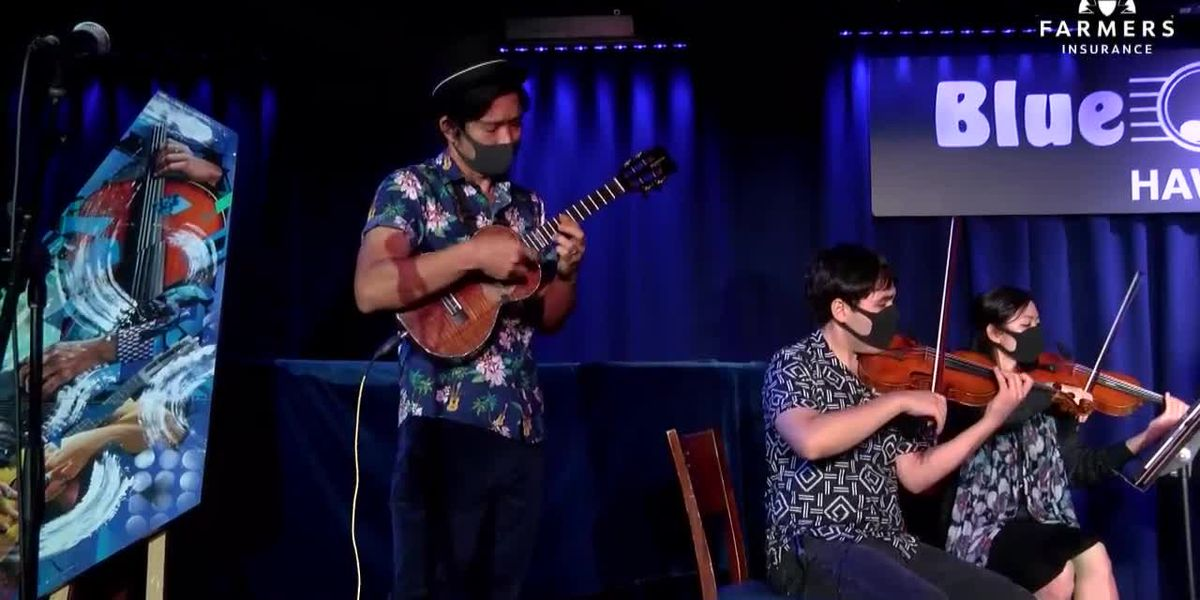 Virtually Live: Jake Shimabukuro