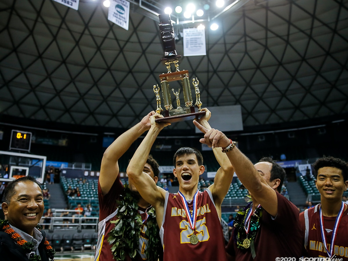 Spartans make it back to back titles in Division I Boy's Basketball