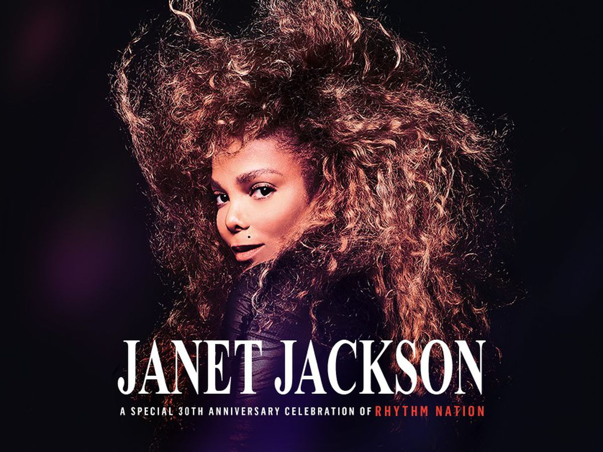 Grammy Award winner Janet Jackson to perform 2 shows in Honolulu