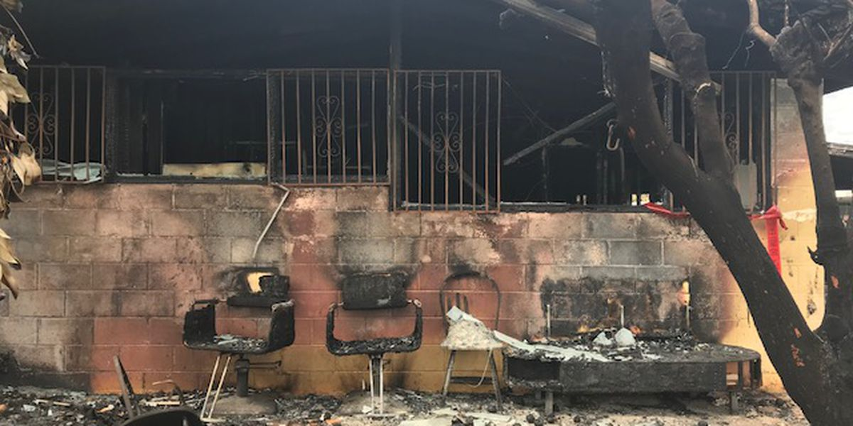 After devastating blaze, firefighters urge residents to check their power strips