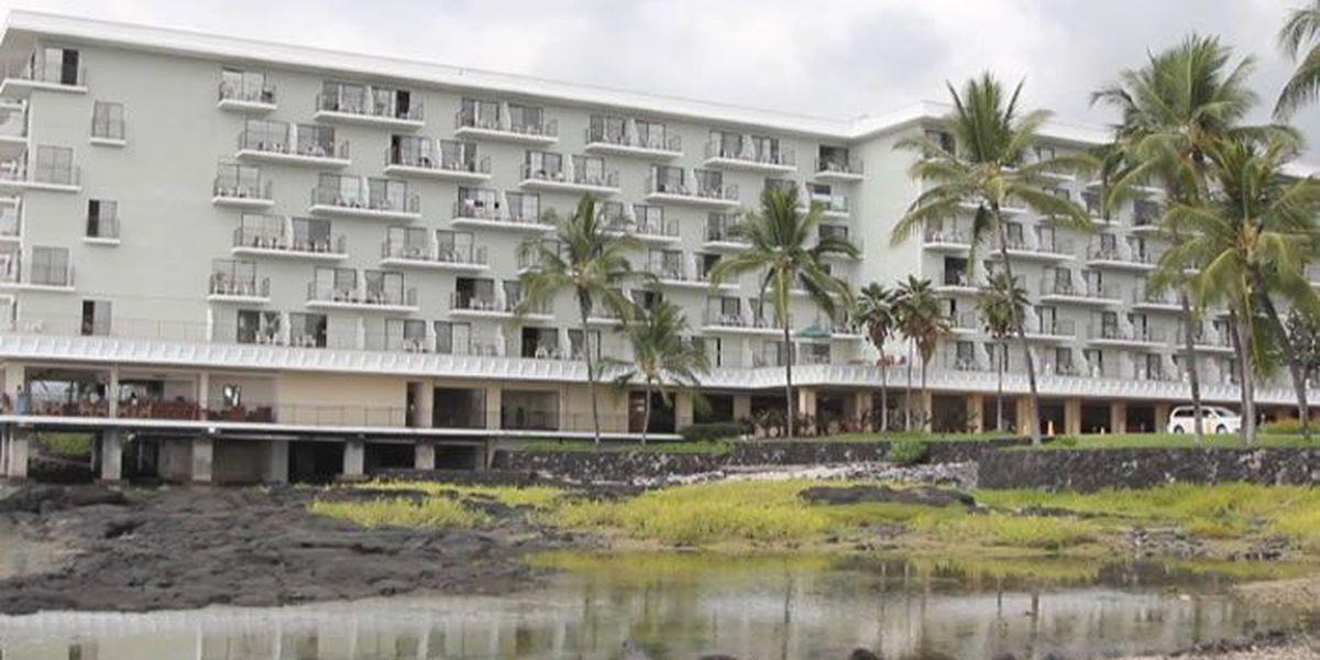 Demolition of beloved 1960s Kona hotel completed