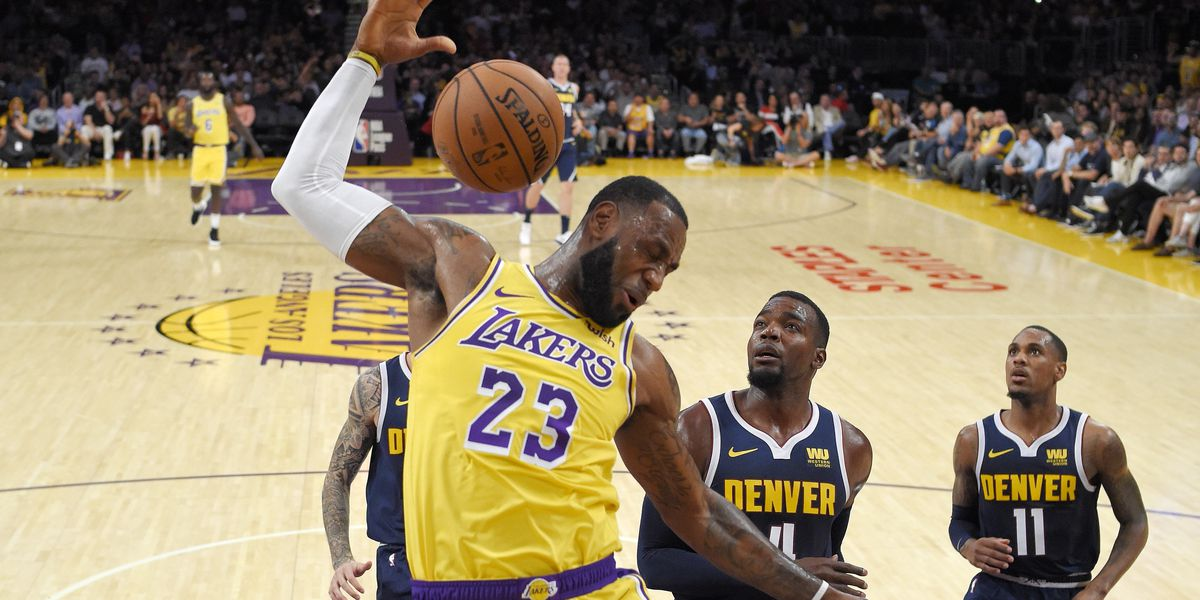 Lakers close out preseason by visiting Warriors in San Jose