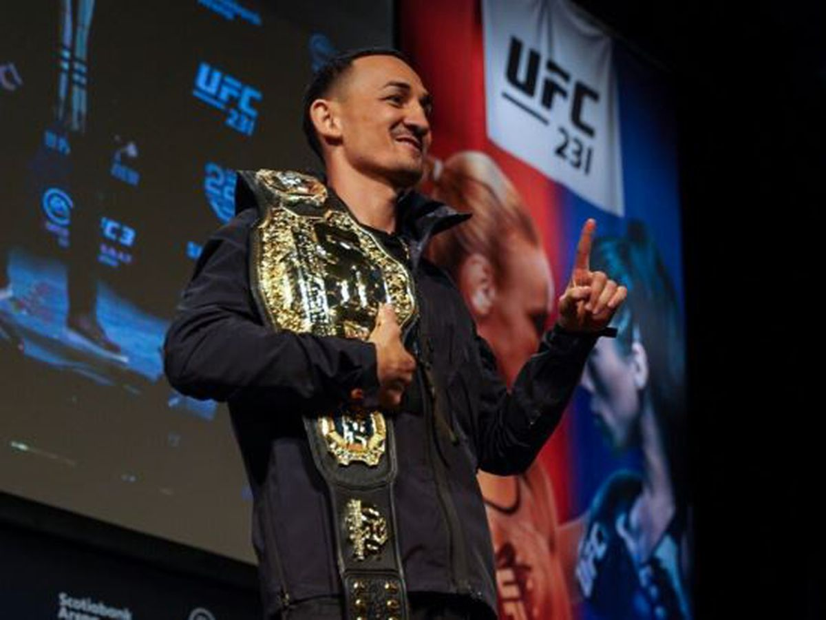 If Holloway stays at featherweight, Edgar wants next title shot