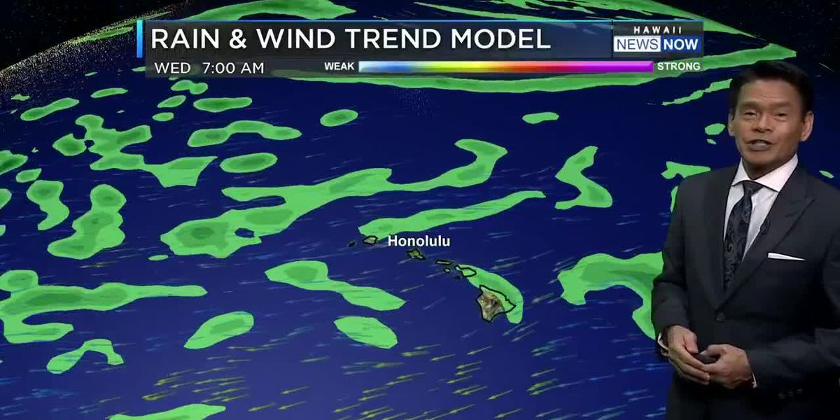 Forecast: Drier conditions expected to return by Sunday afternoon