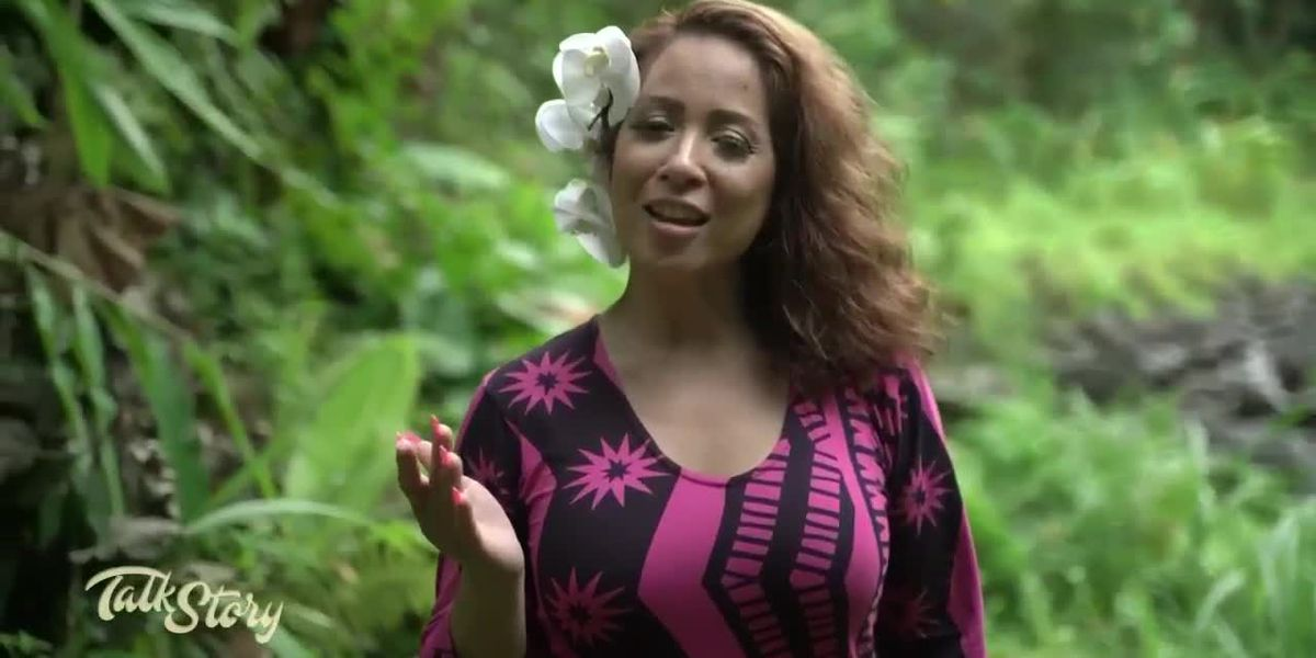 "Stacie Ku'ulei Talks Story and shares her music video and inspiration for ""Rise Up! E Ala E!"""