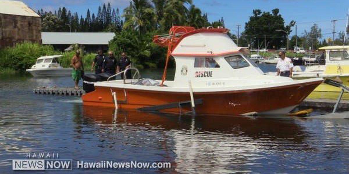 Body found off Big Island identified