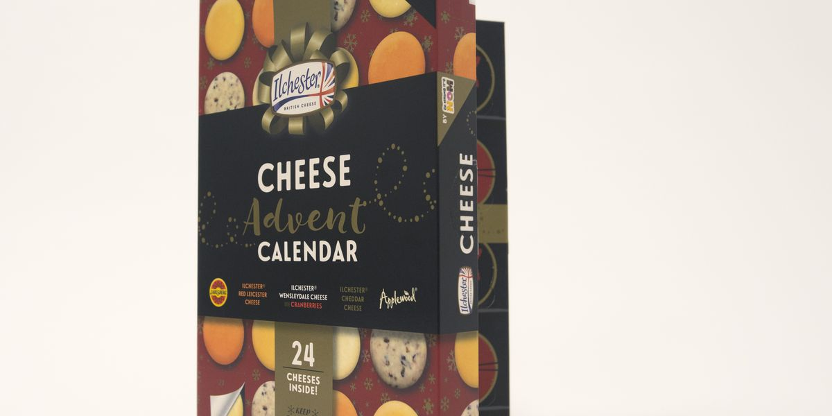 Forget the chocolate: Advent calendars go for booze, cheese