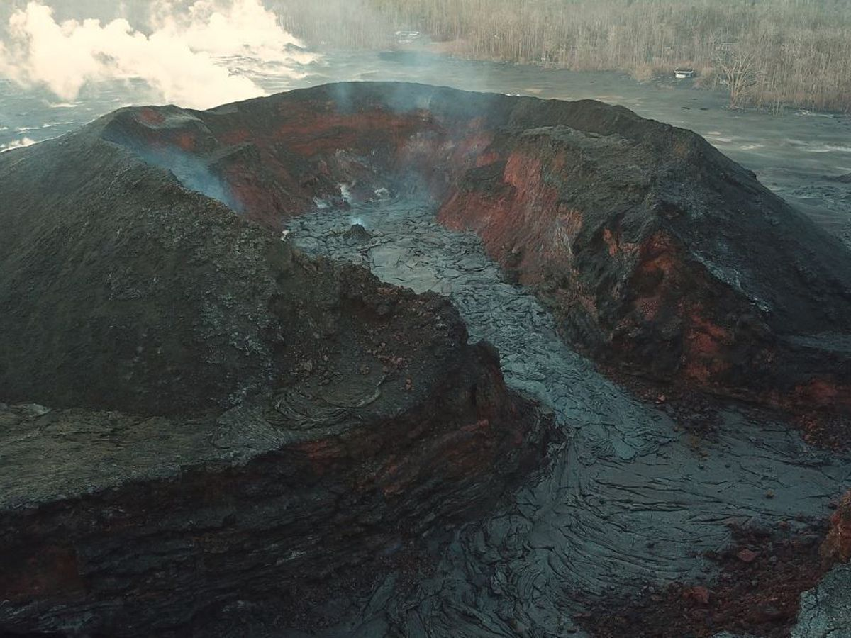 More Hawaiian names proposed for Kilauea's 'Fissure 8.'