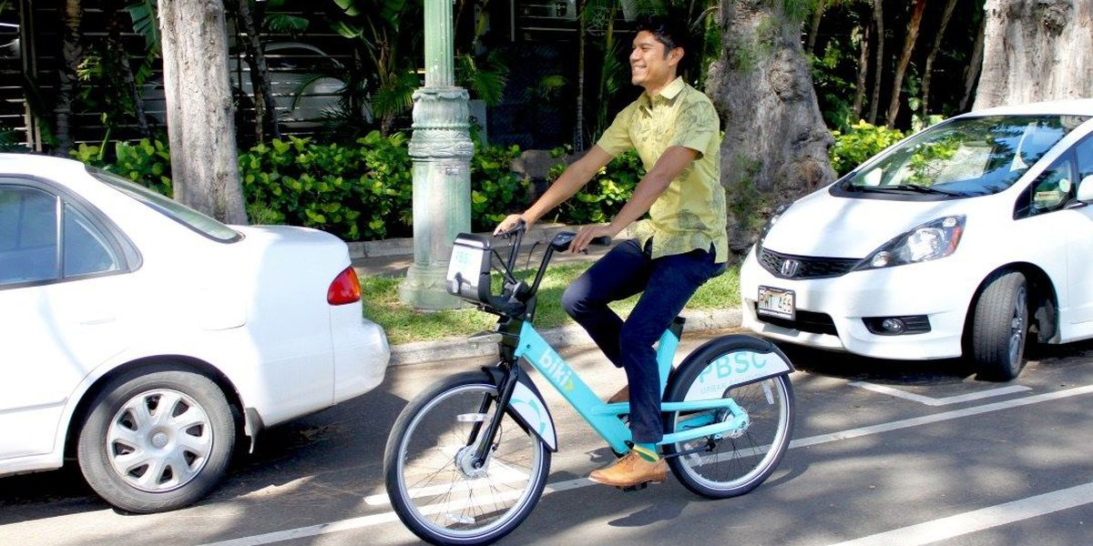 Biki program continues to grow, 10 more stations added throughout Honolulu