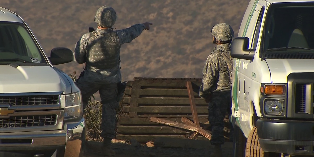 Troops at US-Mexico border to cost $132 million by end of January, defense officials say