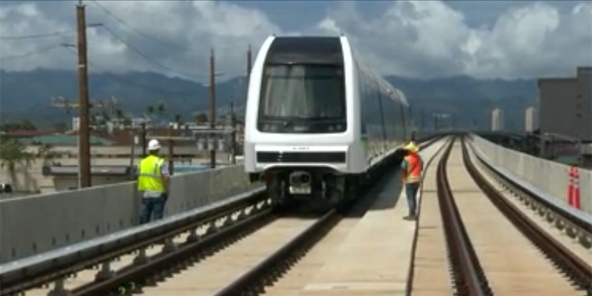 Honolulu rail project's price tag grows to $8.3B