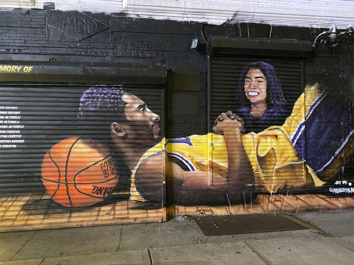 New California law prompted by crash that killed Kobe Bryant