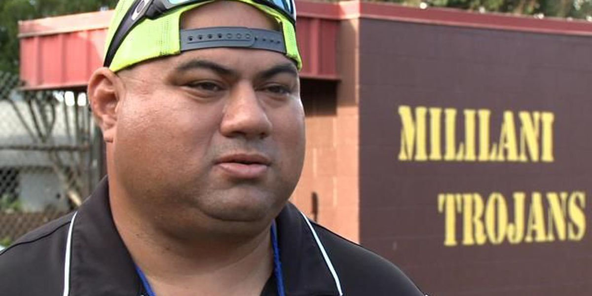 Mililani's Rod York understands OIA's decision to cancel fall and winter sports