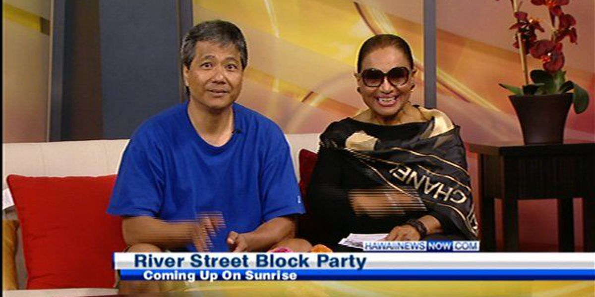 River Street Block Party this Saturday