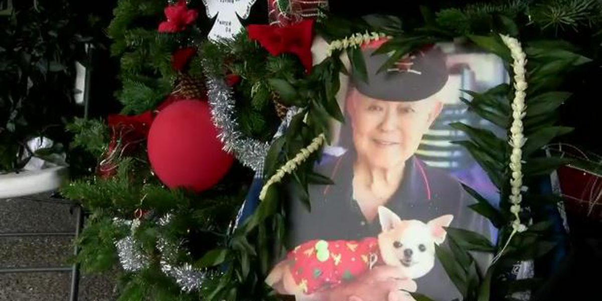 For years, HNN's Christmas tree was anonymously gifted. We now know who it was from