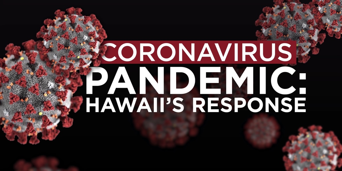 WATCH: 'Coronavirus Pandemic: Hawaii's Response,' our town hall on COVID-19