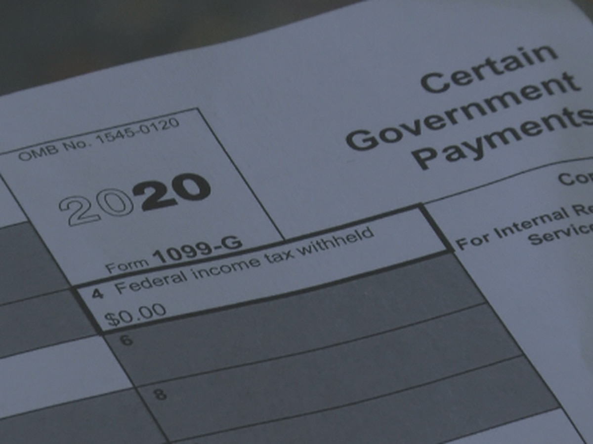 Some who got unemployment benefits say they're getting inflated tax bills