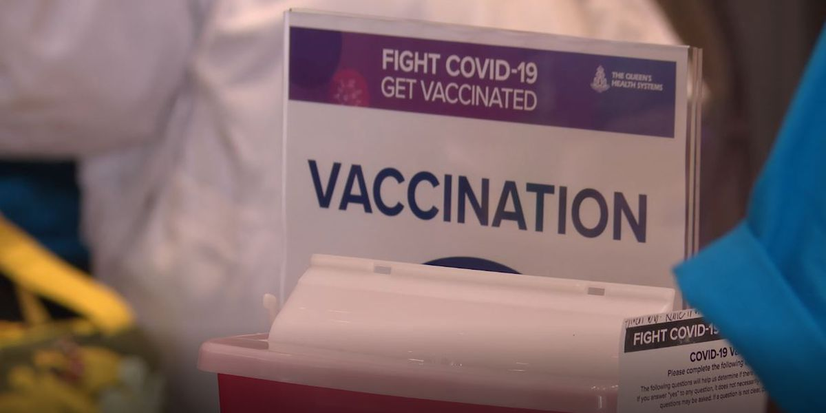 As eligibility expands, demand for COVID-19 vaccine starts to dwindle on Neighbor Islands