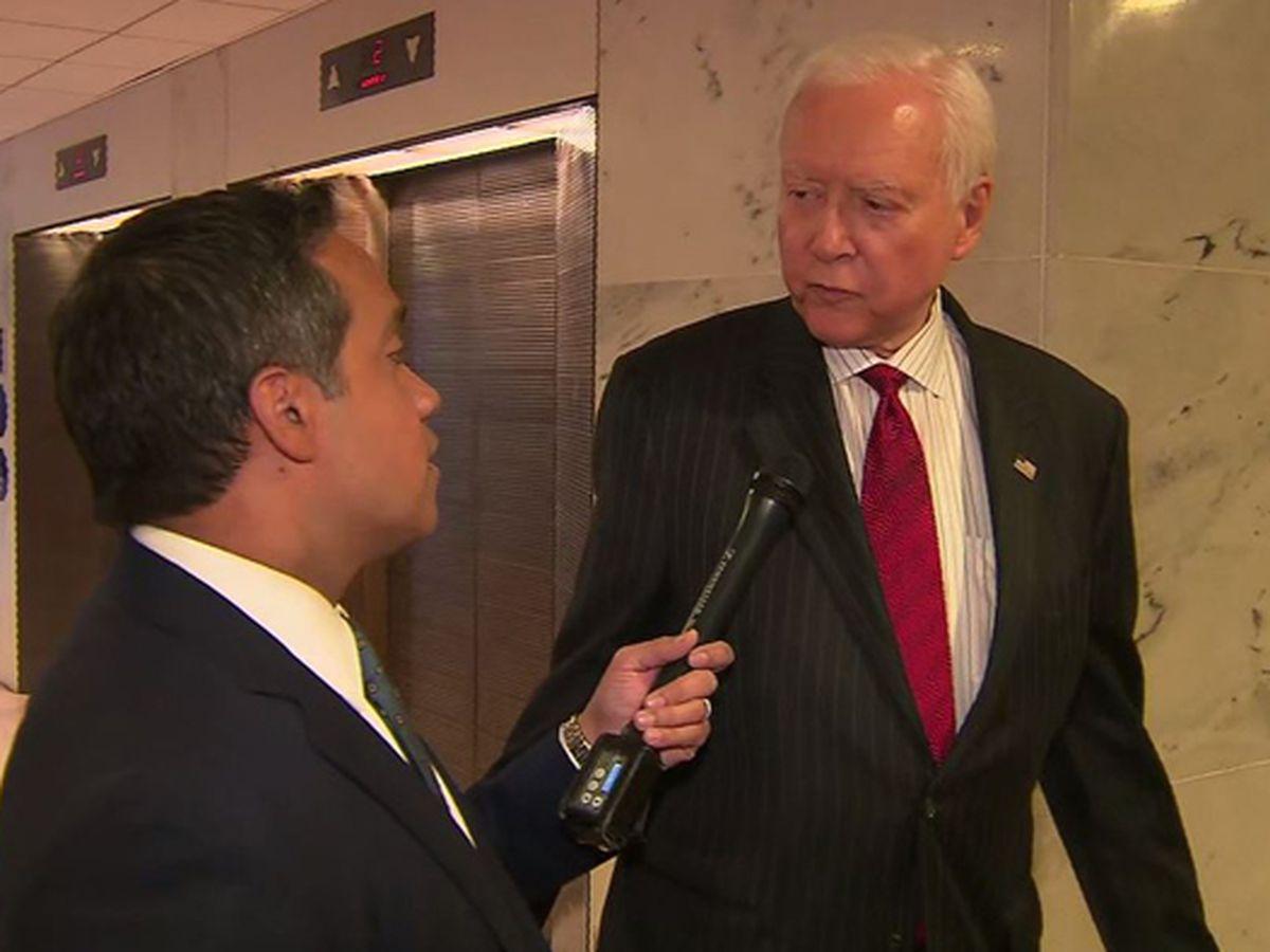 GOP senator on potential Trump crimes: 'I don't care'
