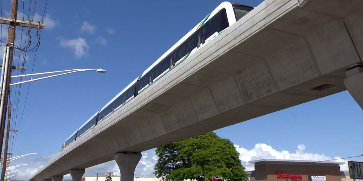 Honolulu rail authority to redesign and replace canopy arms
