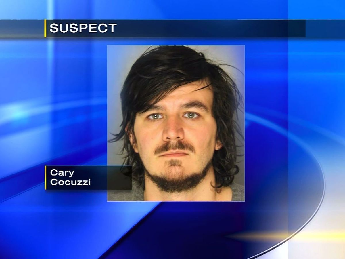Woman's ex-boyfriend accused of hiding in her attic for weeks