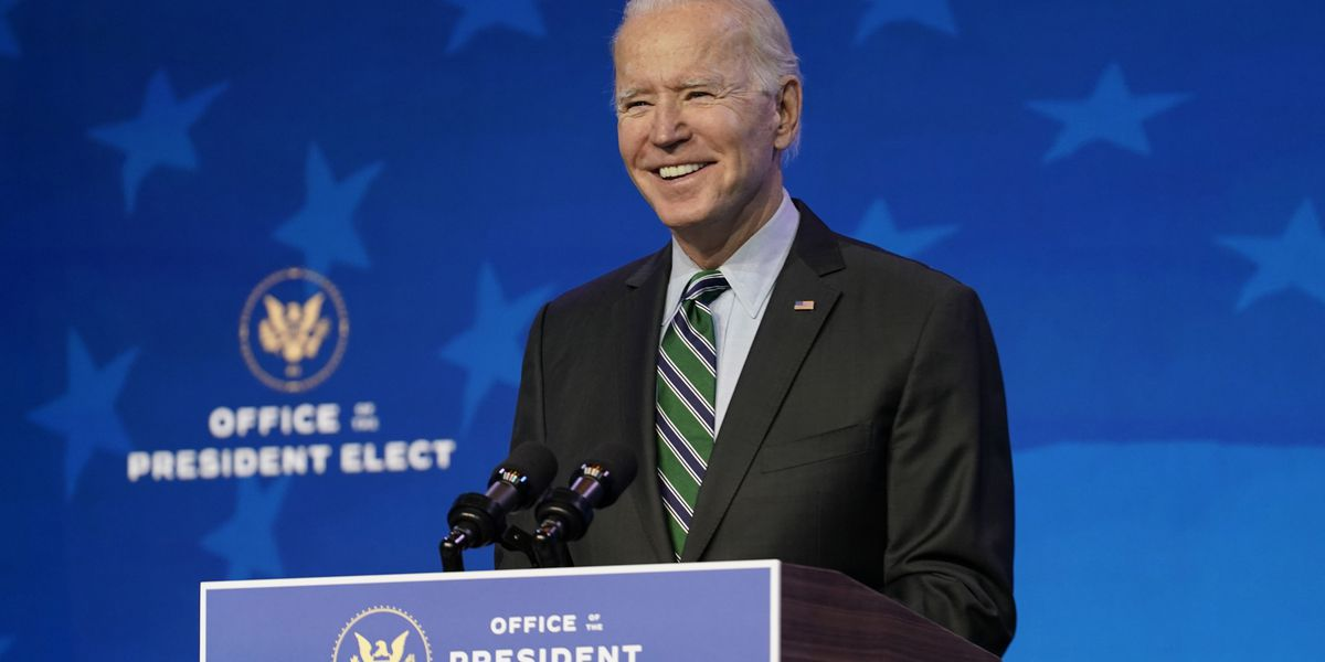 LIVE: Biden speaks at sendoff in Delaware
