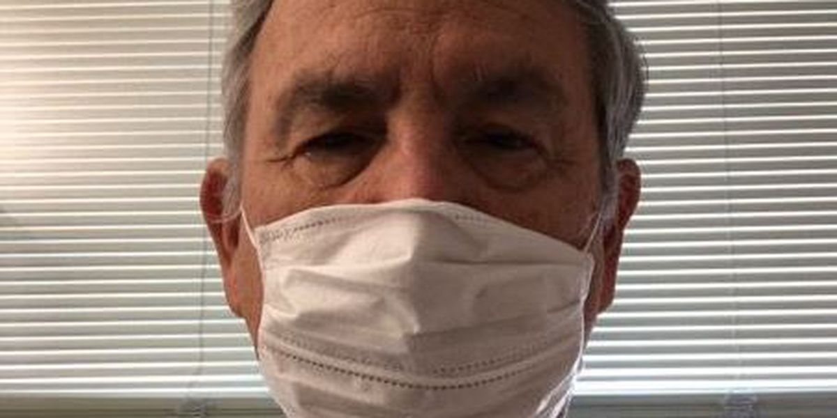 Hawaii man sickened by coronavirus on quarantined cruise ship recounts his ordeal