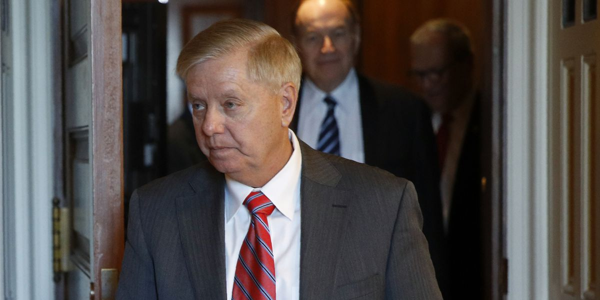 Graham urges Senate rules change to speed impeachment trial