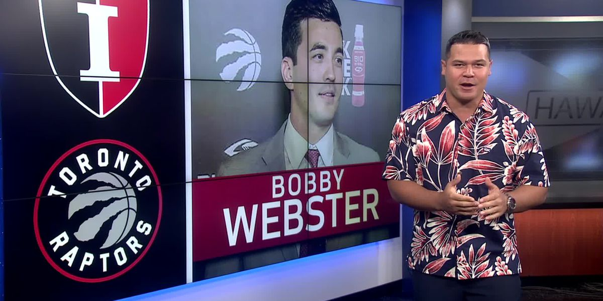 Friends, family of Toronto Raptors general manager Bobby Webster travel to Golden State