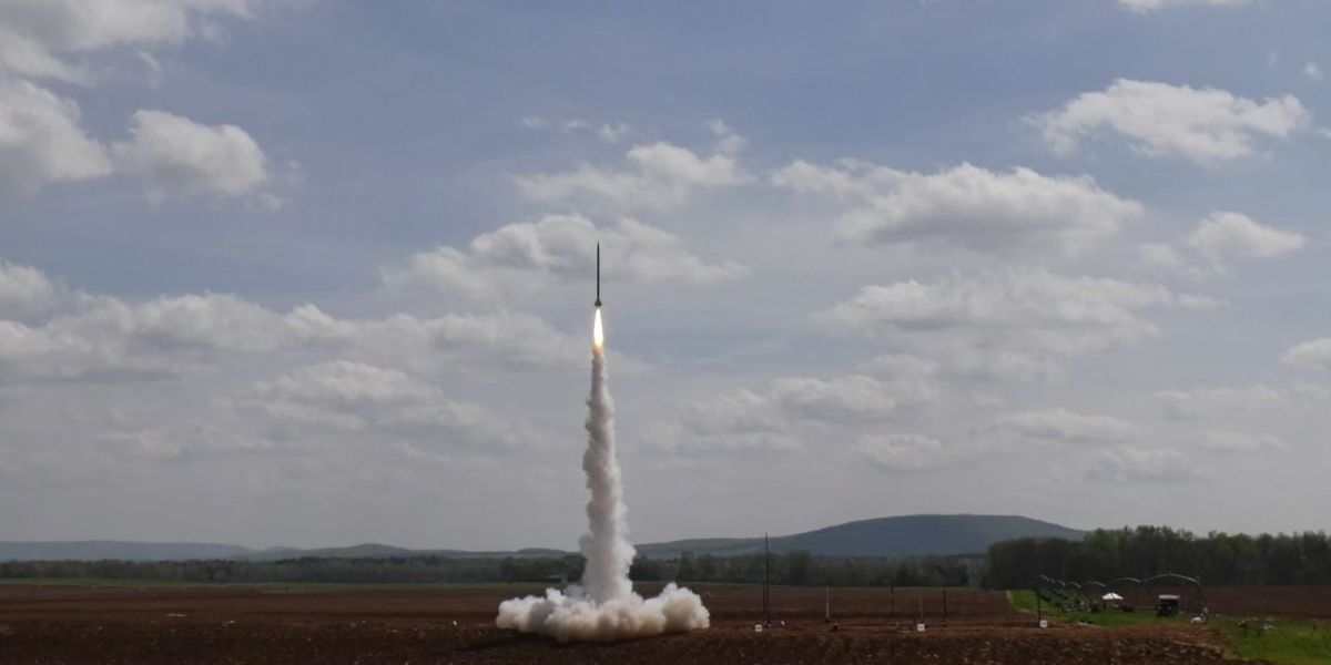 UH rocketry team takes home 'rookie award' at recent NASA competition