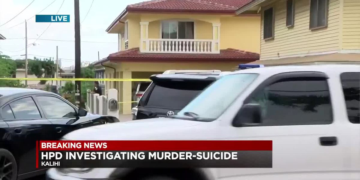 Police: Murder-suicide at Kalihi care home leaves husband and wife dead