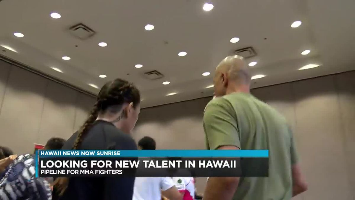 MMA legend looking for new fighters in Hawaii for upcoming Bellator event