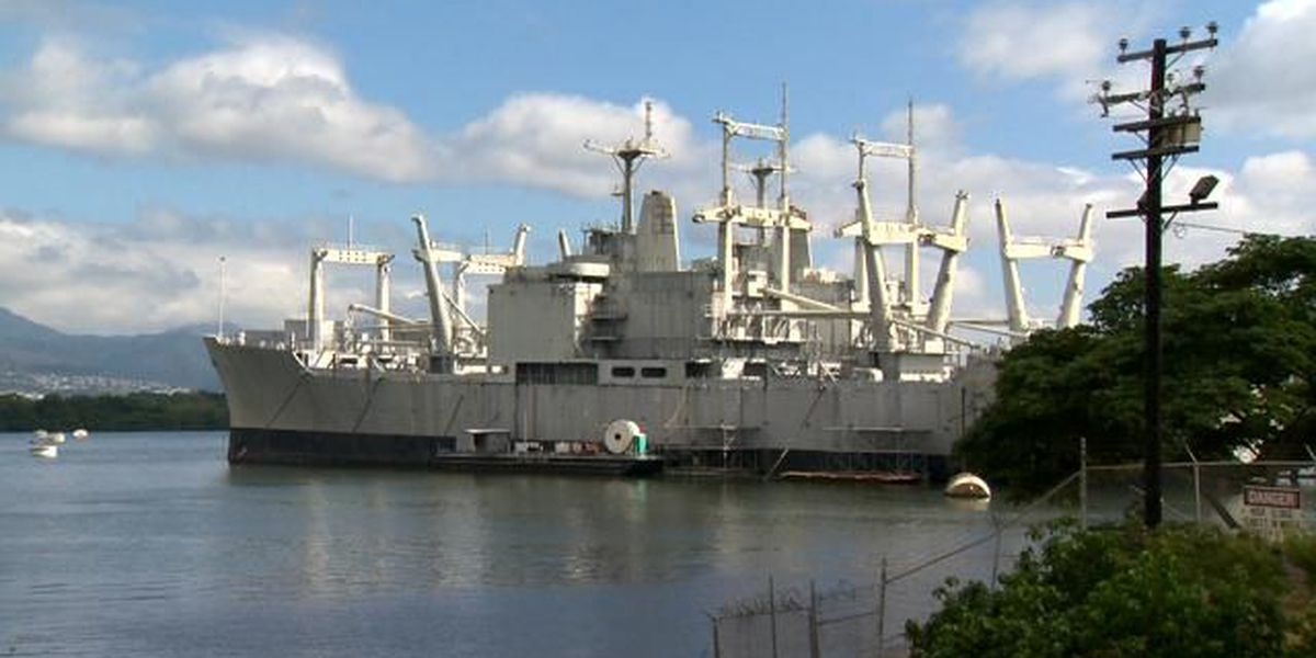 Groups move to protect historic moorings at Pearl Harbor
